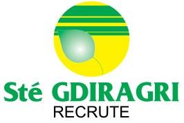 La société GDIRAGRI recrute