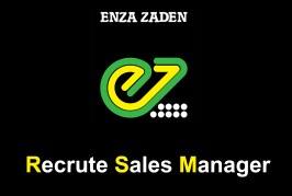 Enza Zaden recrute un Sales Manager Morocco