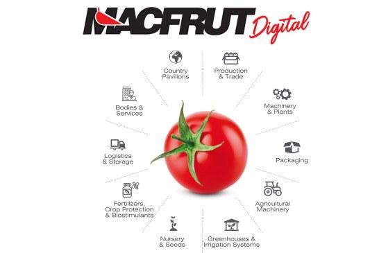 Le salon Macfrut Digital est complet !